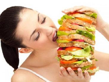 Неправильная еда
