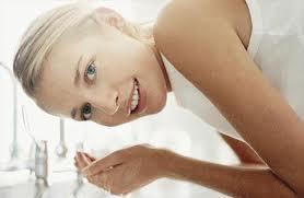 Умывание дегтярным мылом